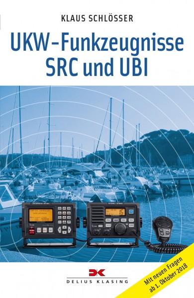 UKW-Funkzeugnisse SRC und UBI - Lehrbuch