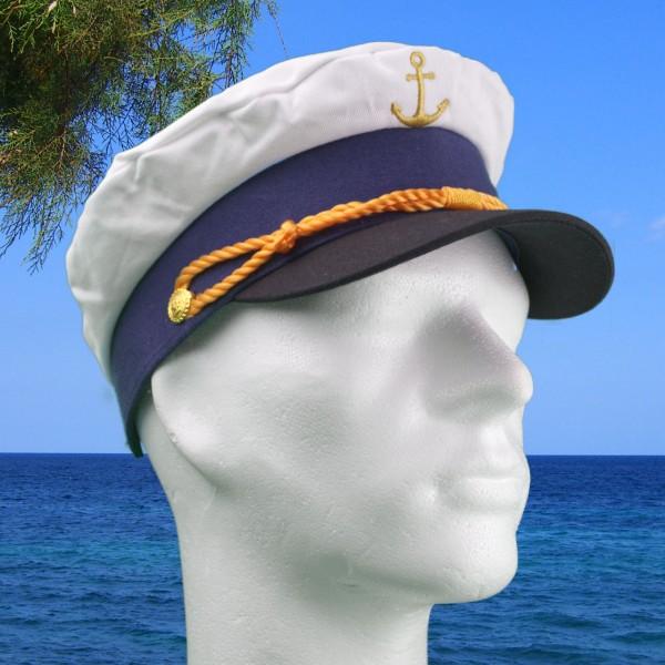 Schirmmütze Ai Captain